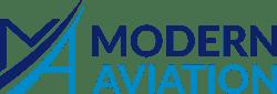 Modern Aviation logo