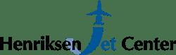 Henriksen Jet Center logo