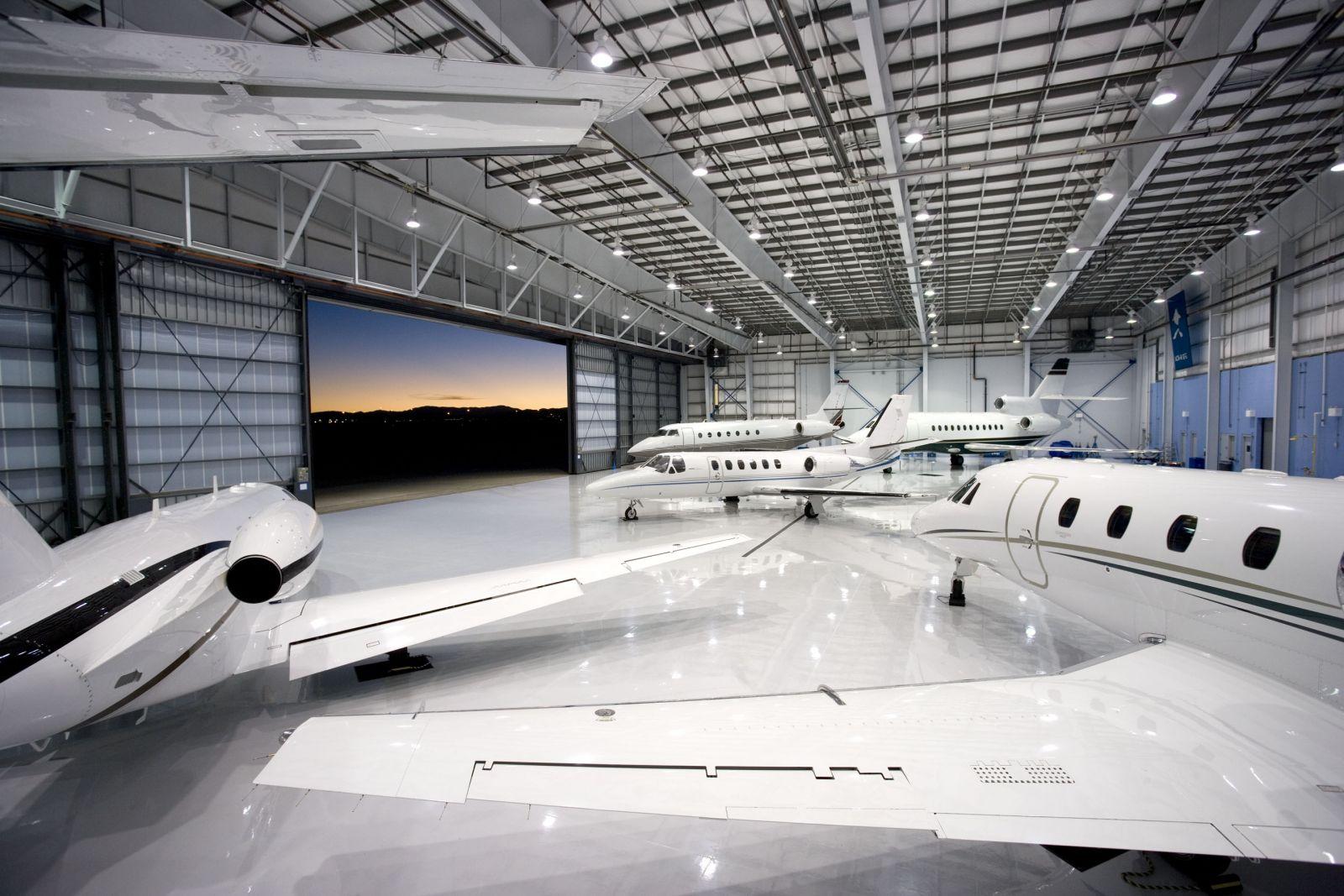 Modern Aviation Denver Fbo At Centennial Airport Kapa