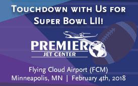 Super Bowl LII in Minneapolis, MN