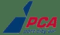 Port City Air logo