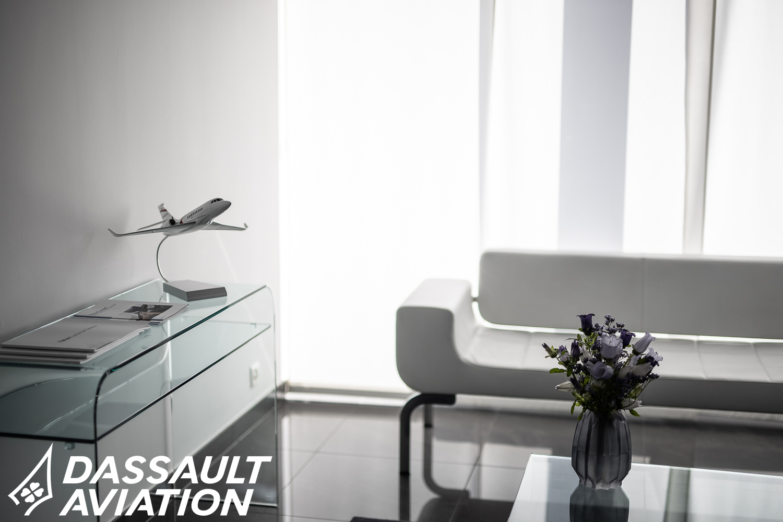 Dassault Aviation Geneva FBO