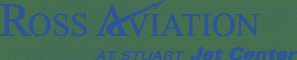 Ross Aviation at Stuart Jet Center logo