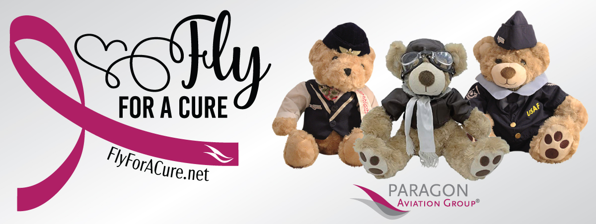 Paragon Aviation Group Fly for a Cure Breast Cancer Awareness
