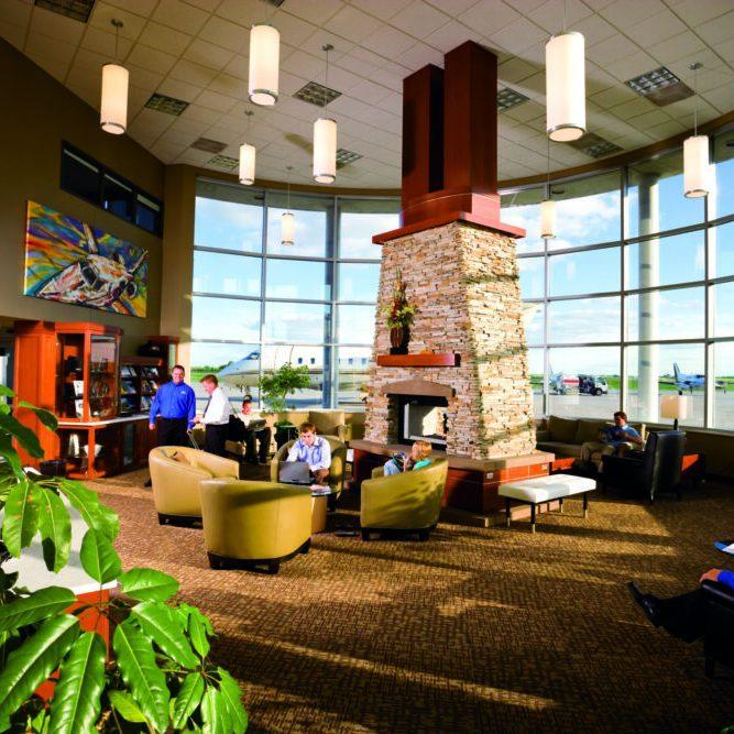 Fargo Jet Center KFAR Fargo Paragon Network