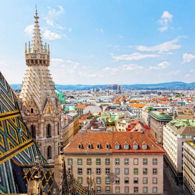 LOWW VIE Vienna Austria FBO Magnum FBO