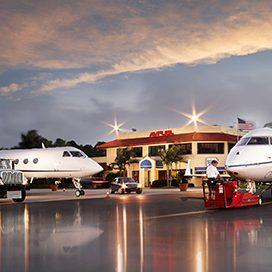 Ross Aviation Stuart Jet Center KSUA Palm Beach Airport